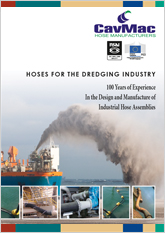 CavMac Hoses for the Dredging Industry