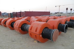 Floating Dredge Hose Assemblies