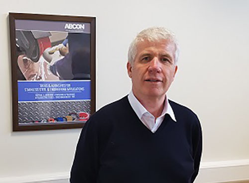 Barry Smith – MD at Abcon Ireland.